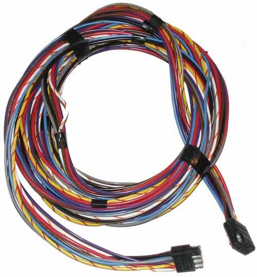 Marine Wire Harness Wiring Schematic Diagram