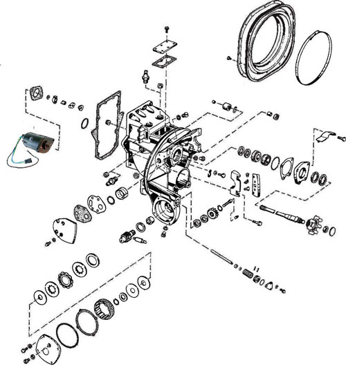 wiring diagram omc 115 turbojet