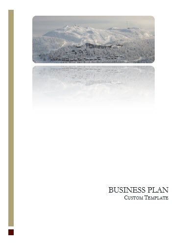 Hotel/Apartment Business Plan Template - Business Plan Writers