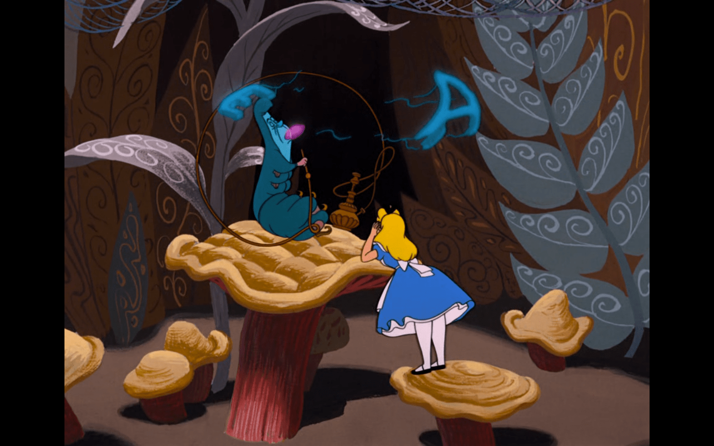 Falling Down The Rabbit Hole Wallpaper The Gallery For Gt Alice In Wonderland Disney Falling