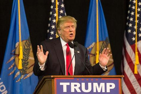 Donald Trump, Sarah Palin Bring Energy to Tulsa Crowd