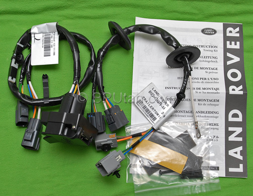 Land Rover LR3 Tow Hitch Trailer Wiring Wire Harness Electric