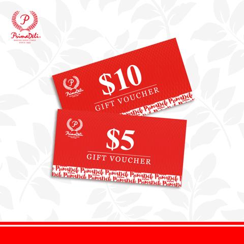 PrimaDeli Did you know that besides Gift Vouchers, PrimaDeli also - how to make vouchers