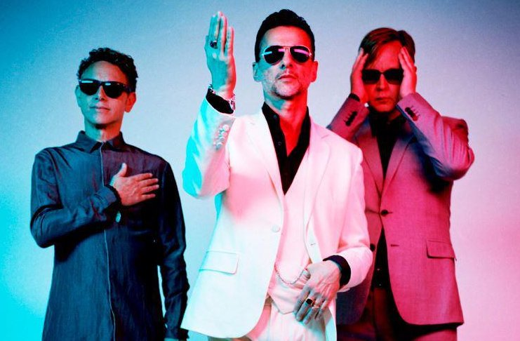 Britânicos do Depeche Mode anunciam novo álbum 'Spirit'