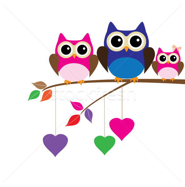 Cute Owl Cartoon Wallpaper Coruja 183 Fam 237 Lia 183 Vetor 183 Engra 231 Ado 183 Corujas 183 Sess 227 O