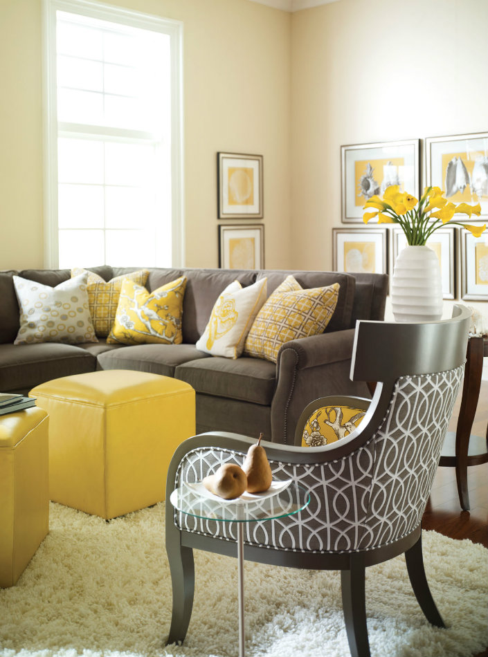 8 Modern Accent Chairs for a Super Chic Living Room - accent living room chair