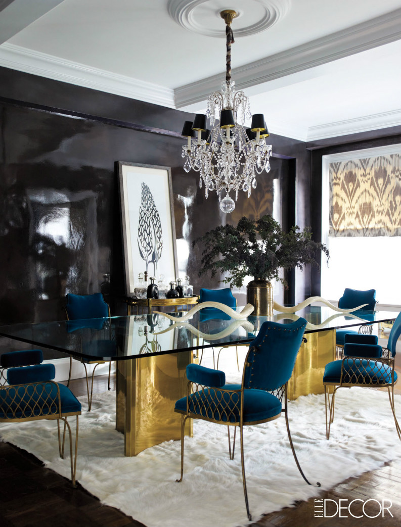 5 Incredible Interior Design Tips By Elle Decor For A Chic Dining Room