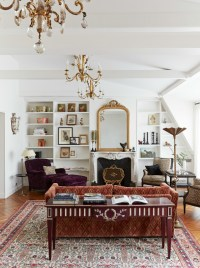 The Best Living Room Ideas By Top French Interior Designers