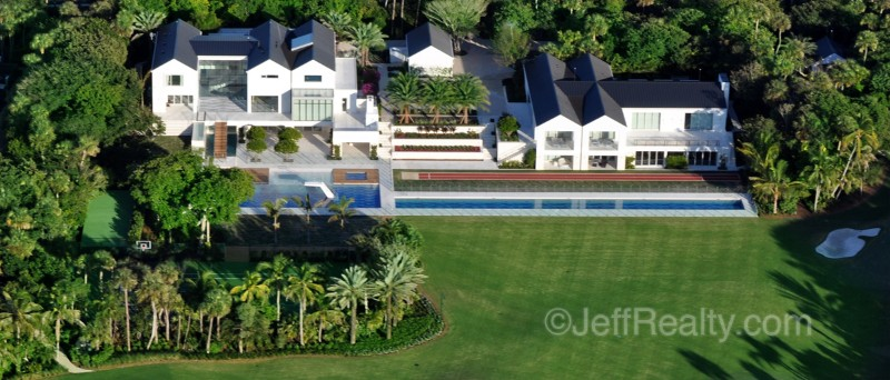 tiger woods wife house in florida