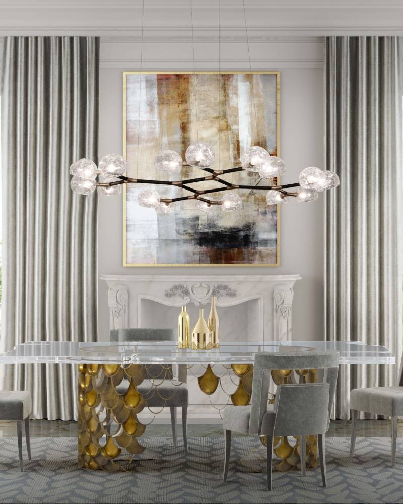 20 Dining Chairs To A Premium Dining Room Design