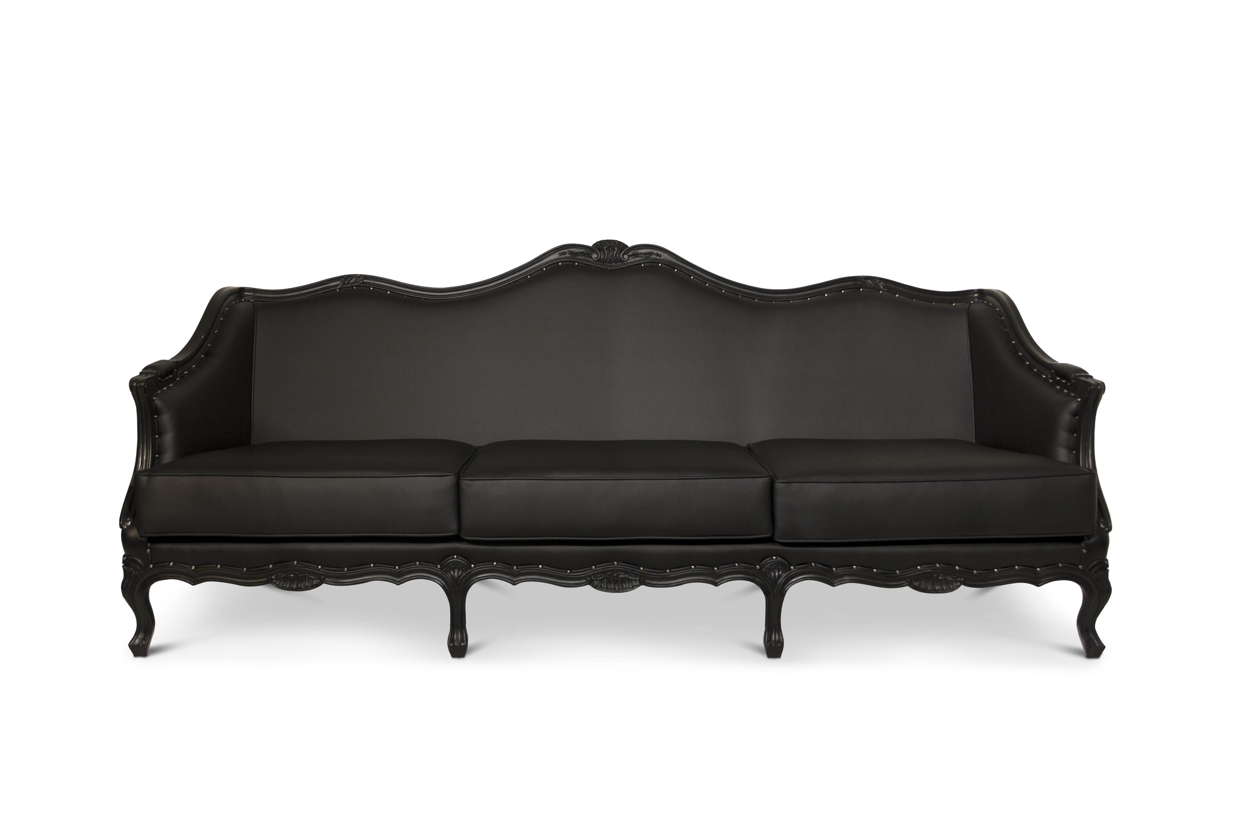 Modern Sofas Ottawa Ottawa 3 Seater Sofa Modern Contemporary Furniture By Brabbu