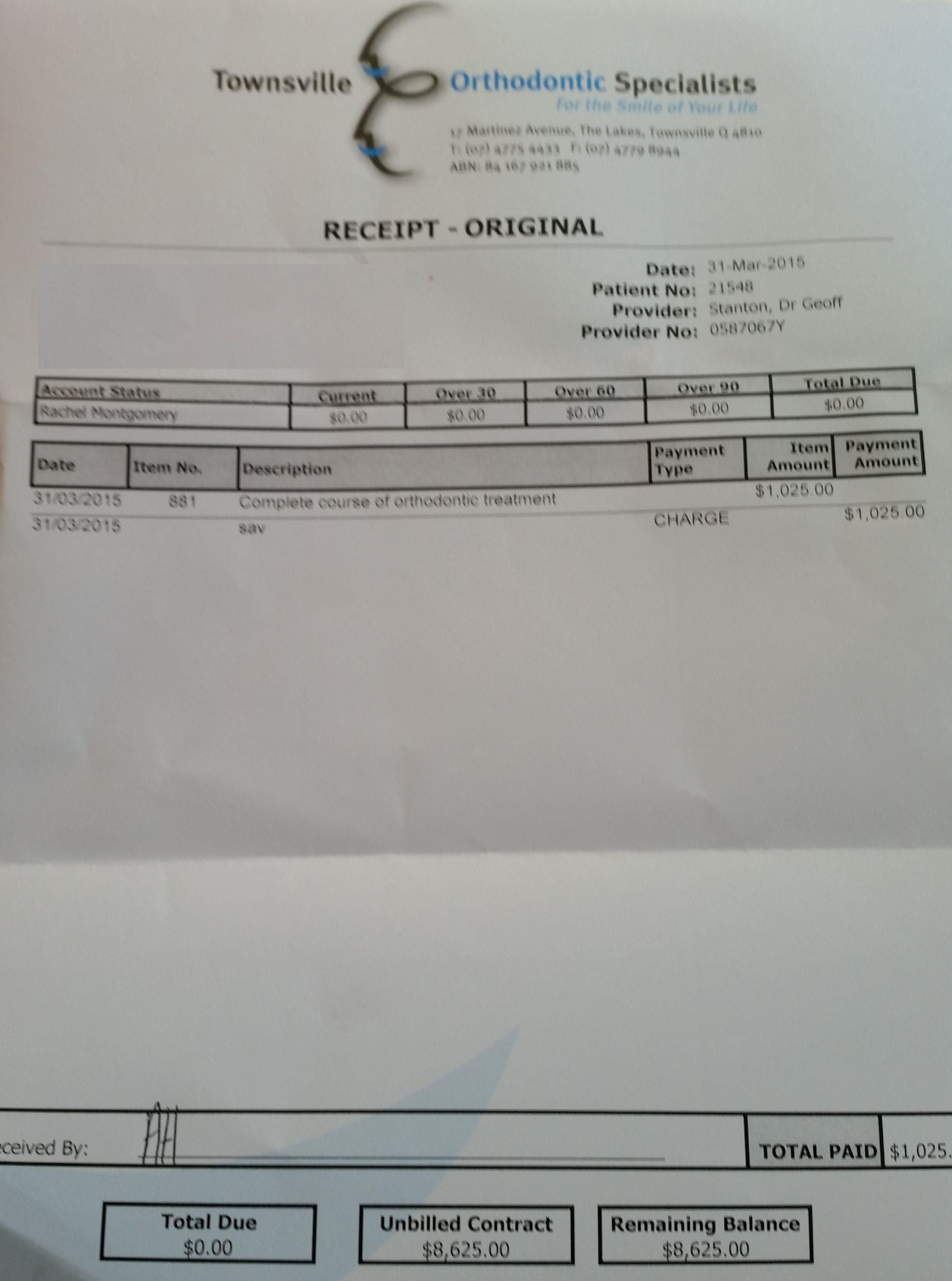 form invoice