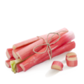 Rhubarb (per bunch)