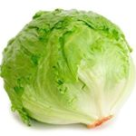 Ice berg lettuce (per unit)