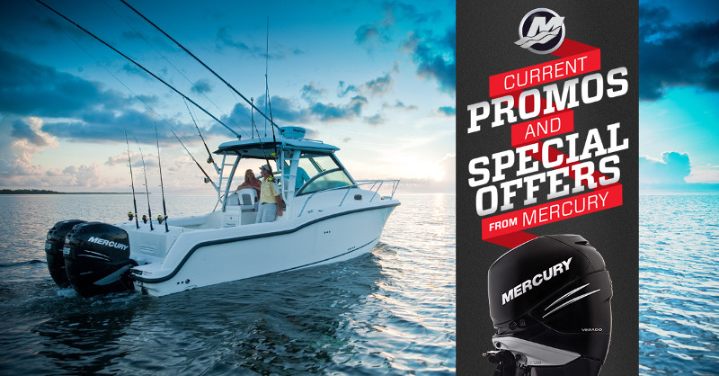 Mercury Outboard Dealer - Bradenton Beach Marina