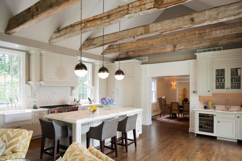 Kitchen Remodel Ideas With Vaulted Ceiling Kitchen - Bradford And Kent Custom Remodeling
