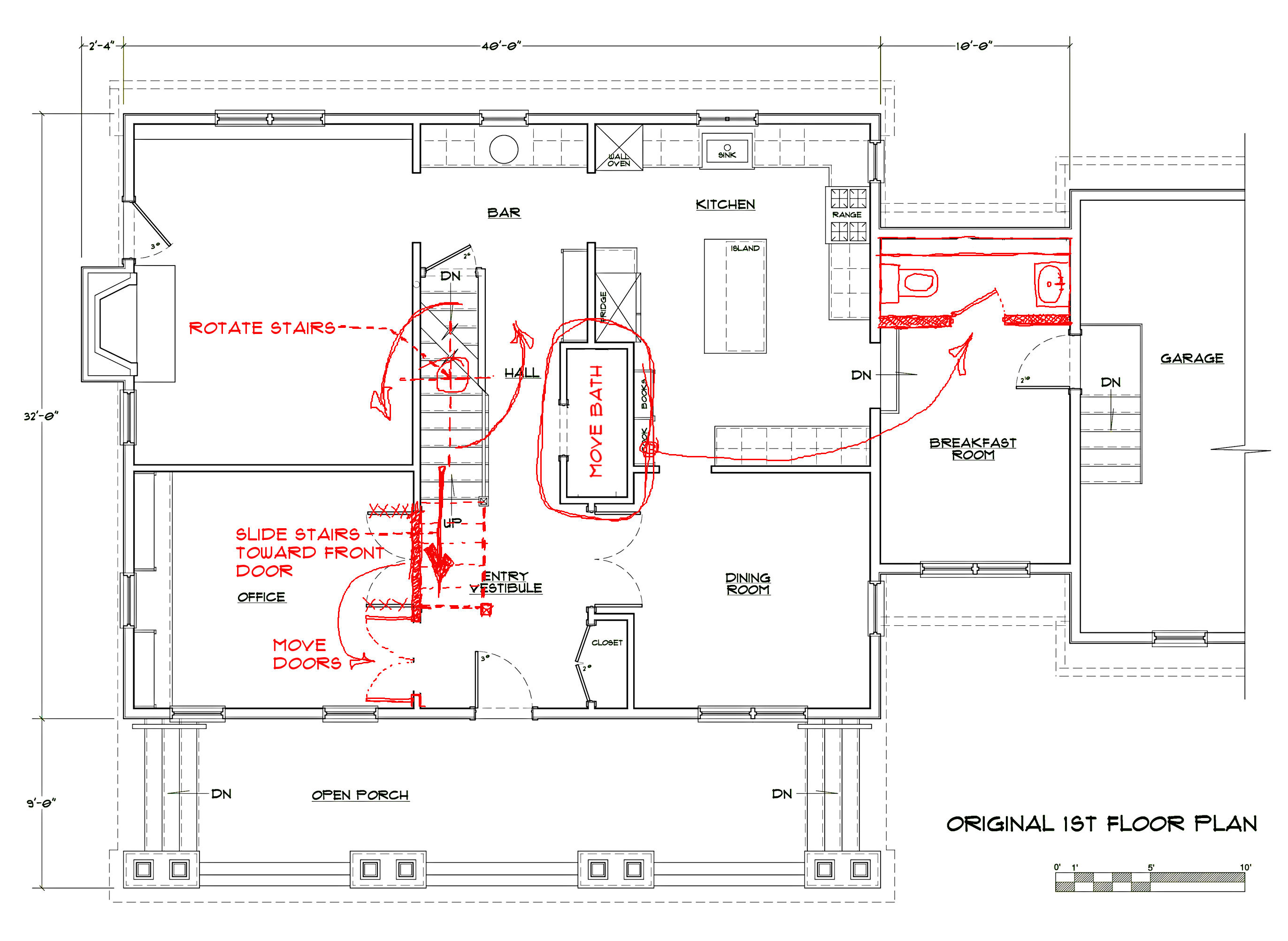 customize spec home floor plan part brad jenkins custom home floorplan