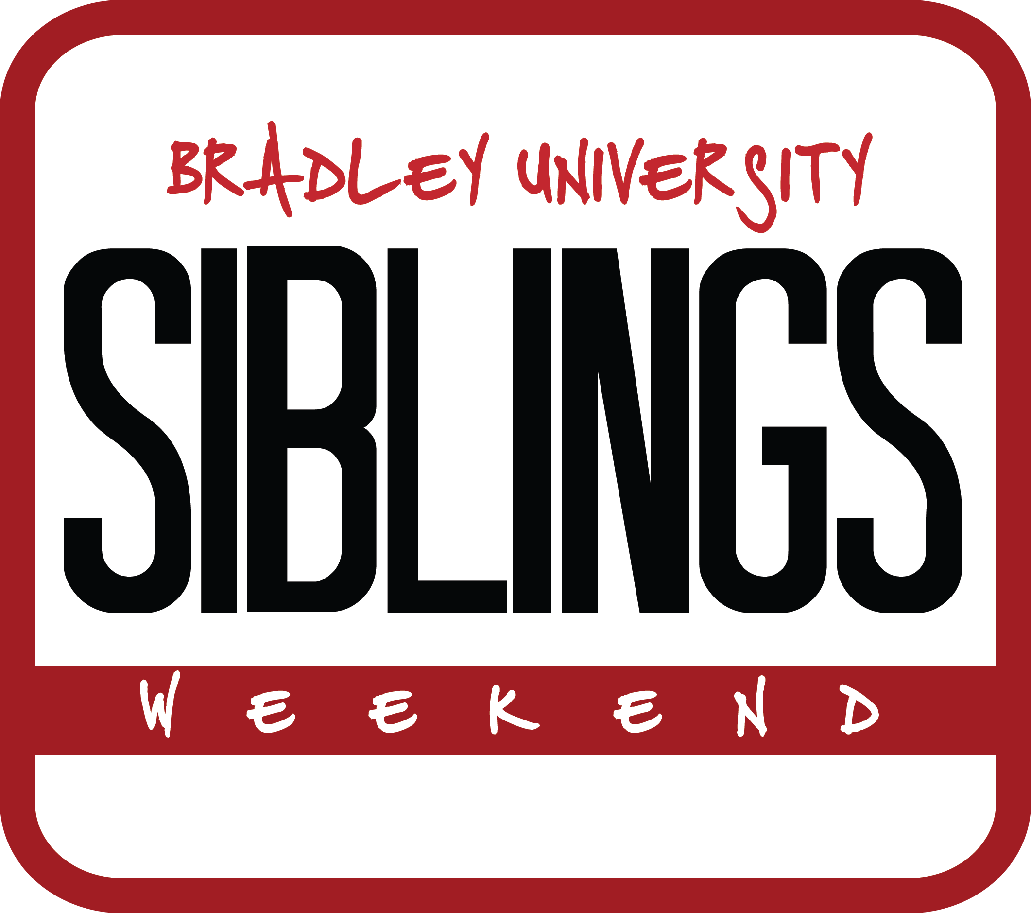 Week End Siblings Weekend Signature Events Student Activities Office