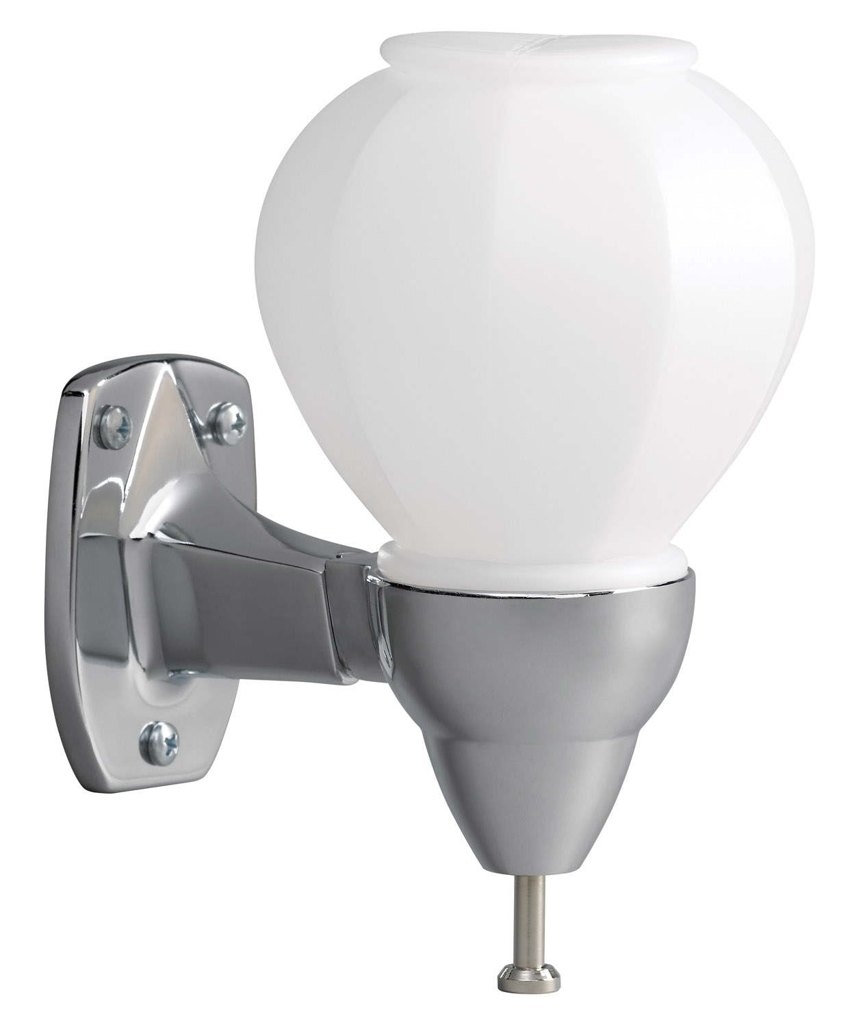 Wall Mounted Glass Soap Dispenser Surface Mounted Bulb Soap Dispenser Bradley Corporation