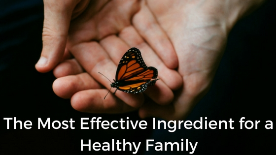 The Most Effective Ingredient for a Healthy Family