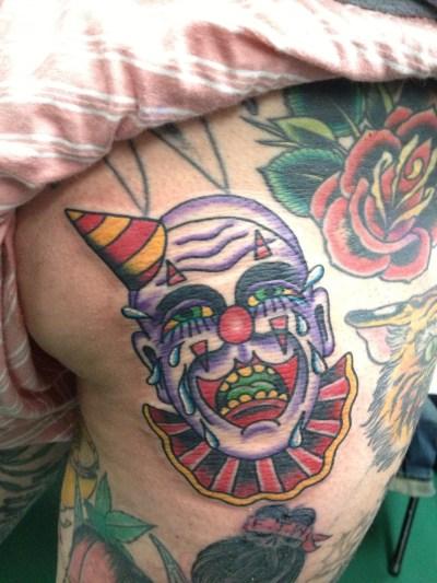 | Brad Stevens Tattoo
