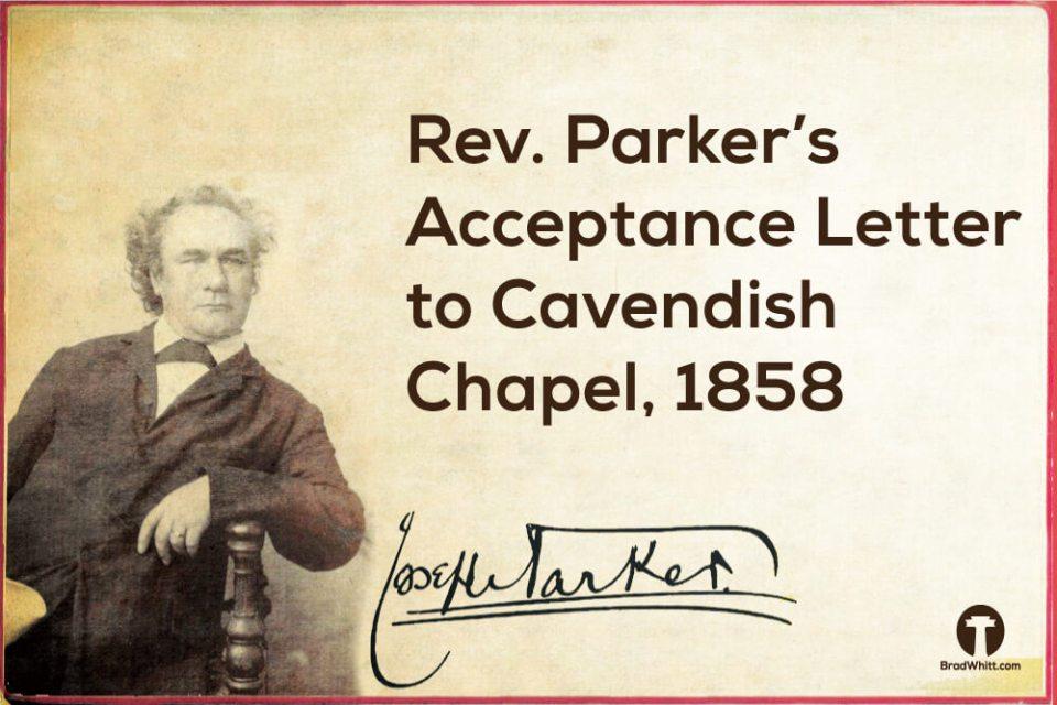 Rev.-Joseph-Parker-Acceptance-Letter
