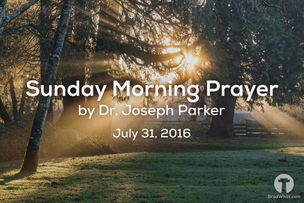 sunday-prayer-july31