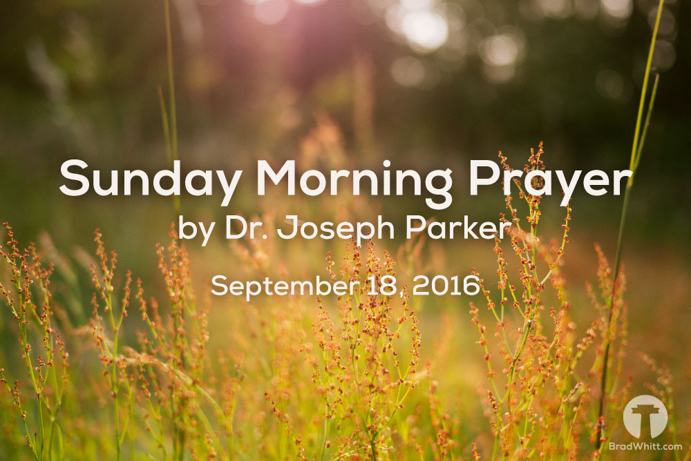 Sunday-Morning-Prayer-September-18,-2016