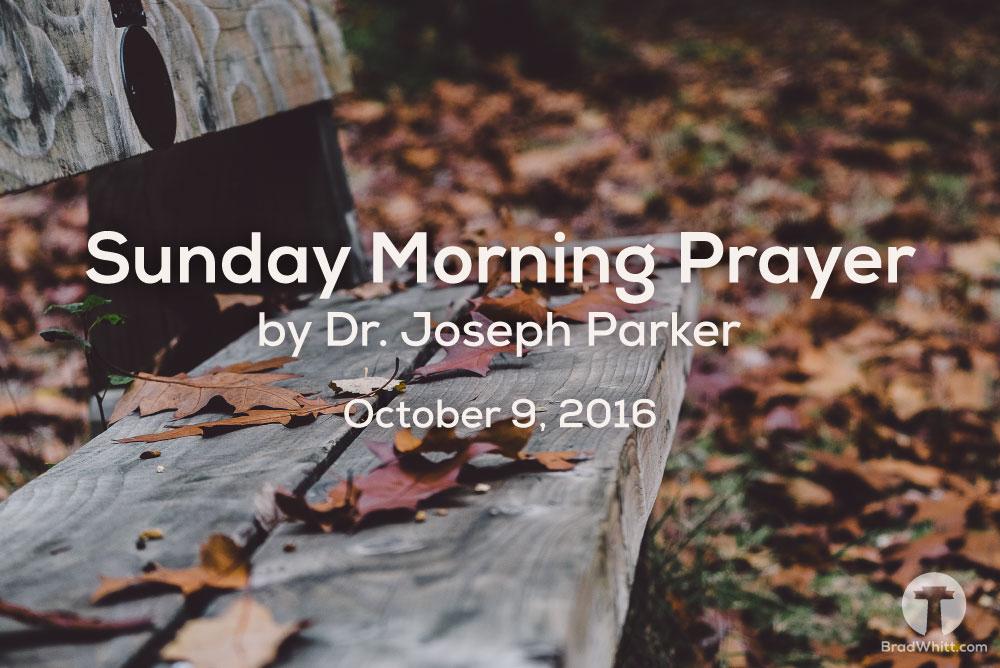 sunday-morning-prayer-october-92016