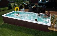 Swim Spa Installation Ideas - Brady's Pool & Spa