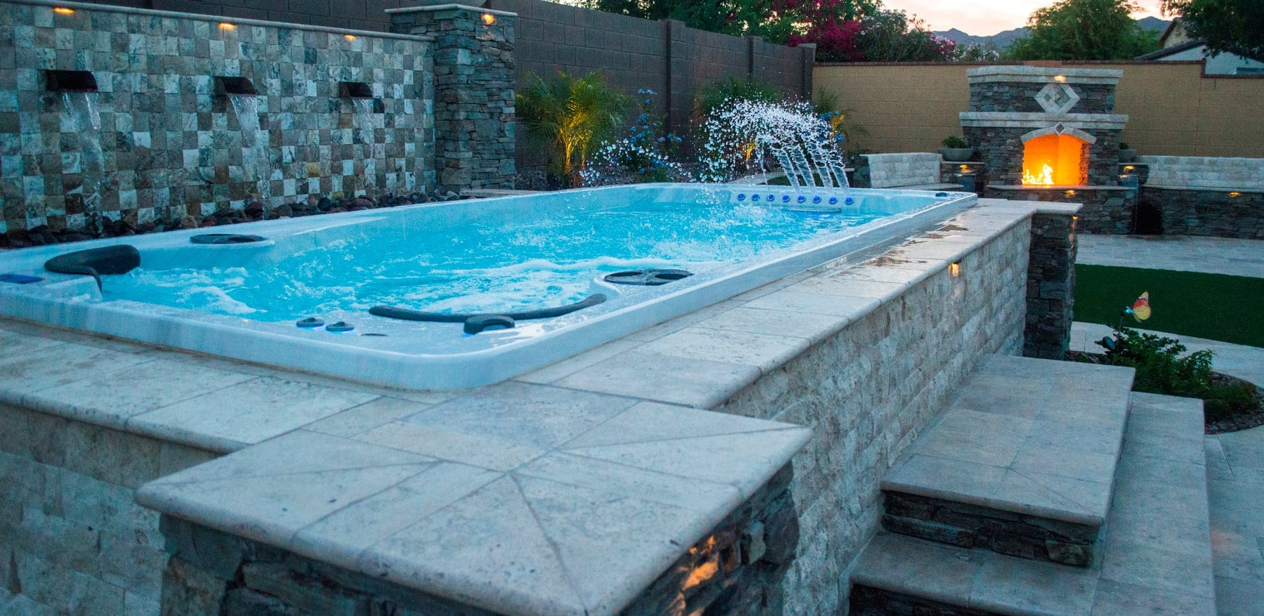 Jacuzzi Pool Gspa Swim Spa Installation Ideas Brady 39s Pool And Spa