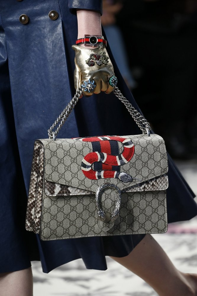 Baby Bags Vogue Gucci Spring Summer 2016 Bag Collection – Bragmybag