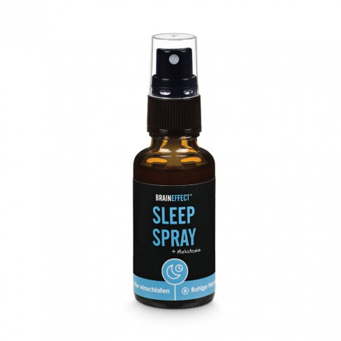 Schlafen Nach Sport Sleep Melatonin Spray