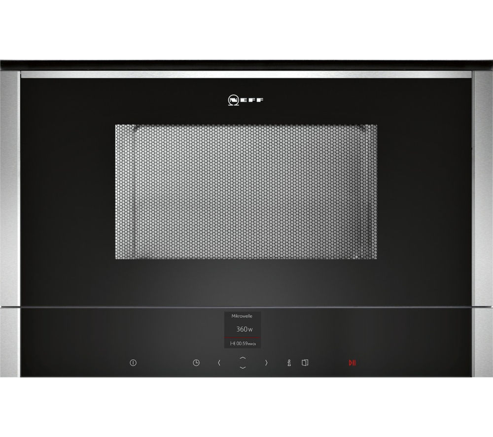 Combimagnetron Miele Buy Neff B47cr32n0b Slide Hide Electric Oven Stainless Steel