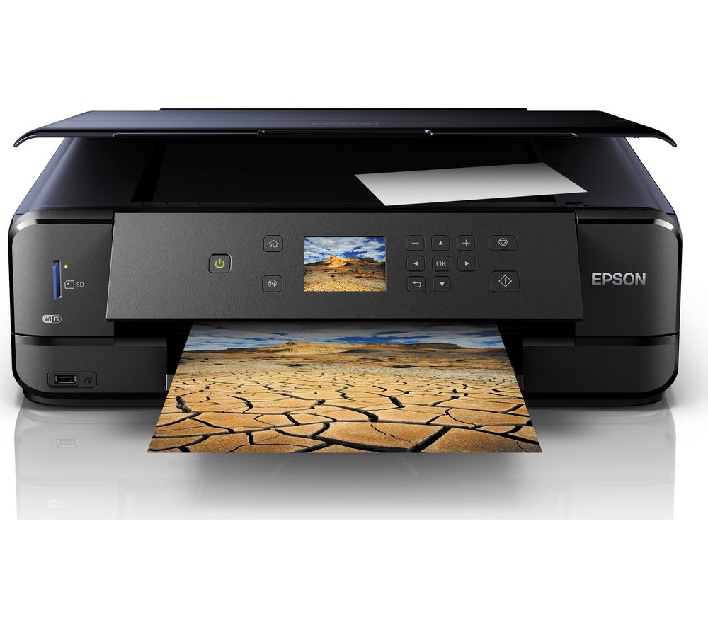 A3 Photo Printing Epson Expression Premium Xp 900 All In One Wireless A3 Inkjet