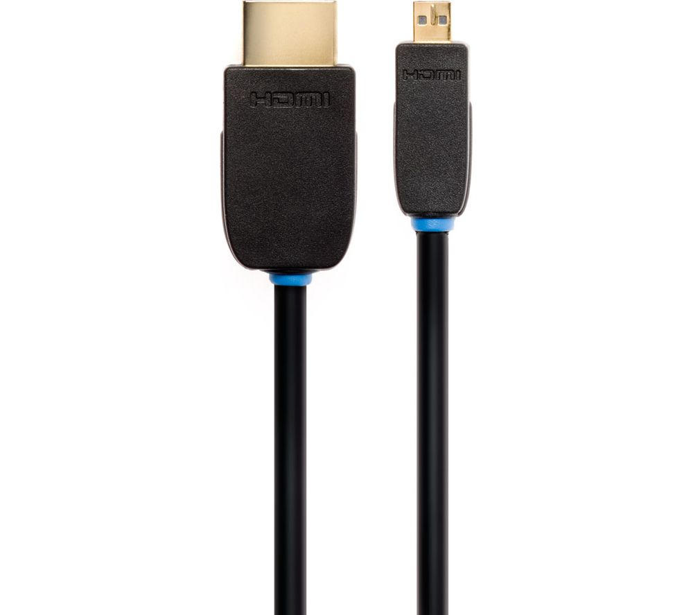 Buy Hdmi Techlink Hdmi To Micro Hdmi Adapter 2 M