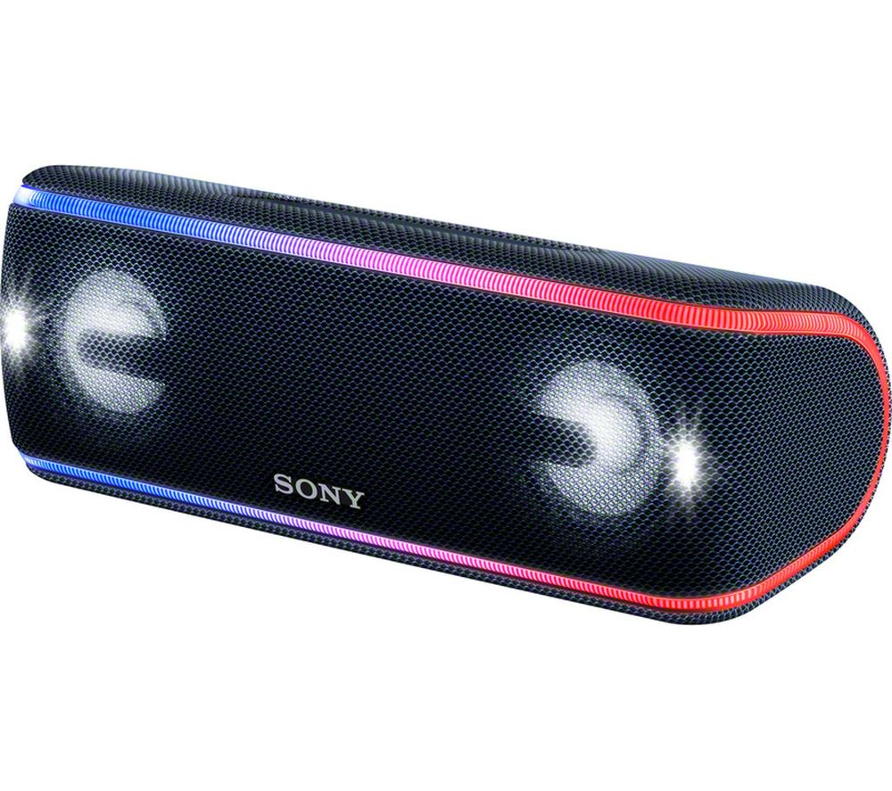 Bluetooth Box Buy Sony Srs Xb41 Portable Bluetooth Speaker Black Free