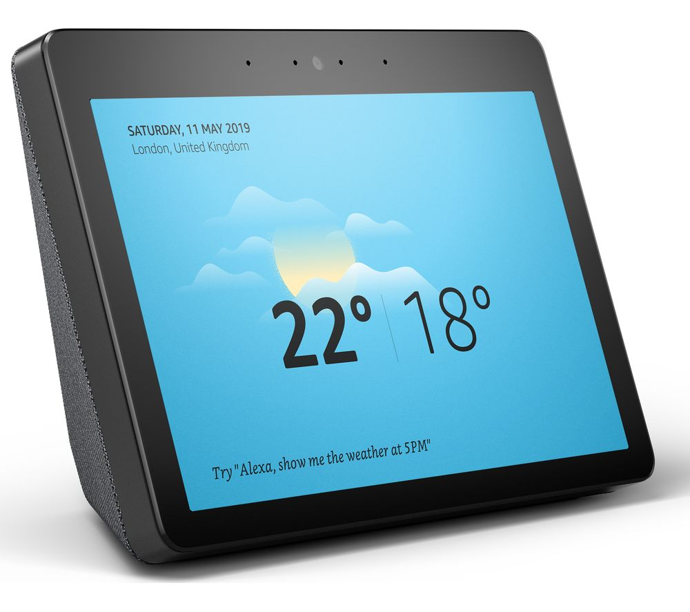 ???echo Amazon Echo Show 2018 Black