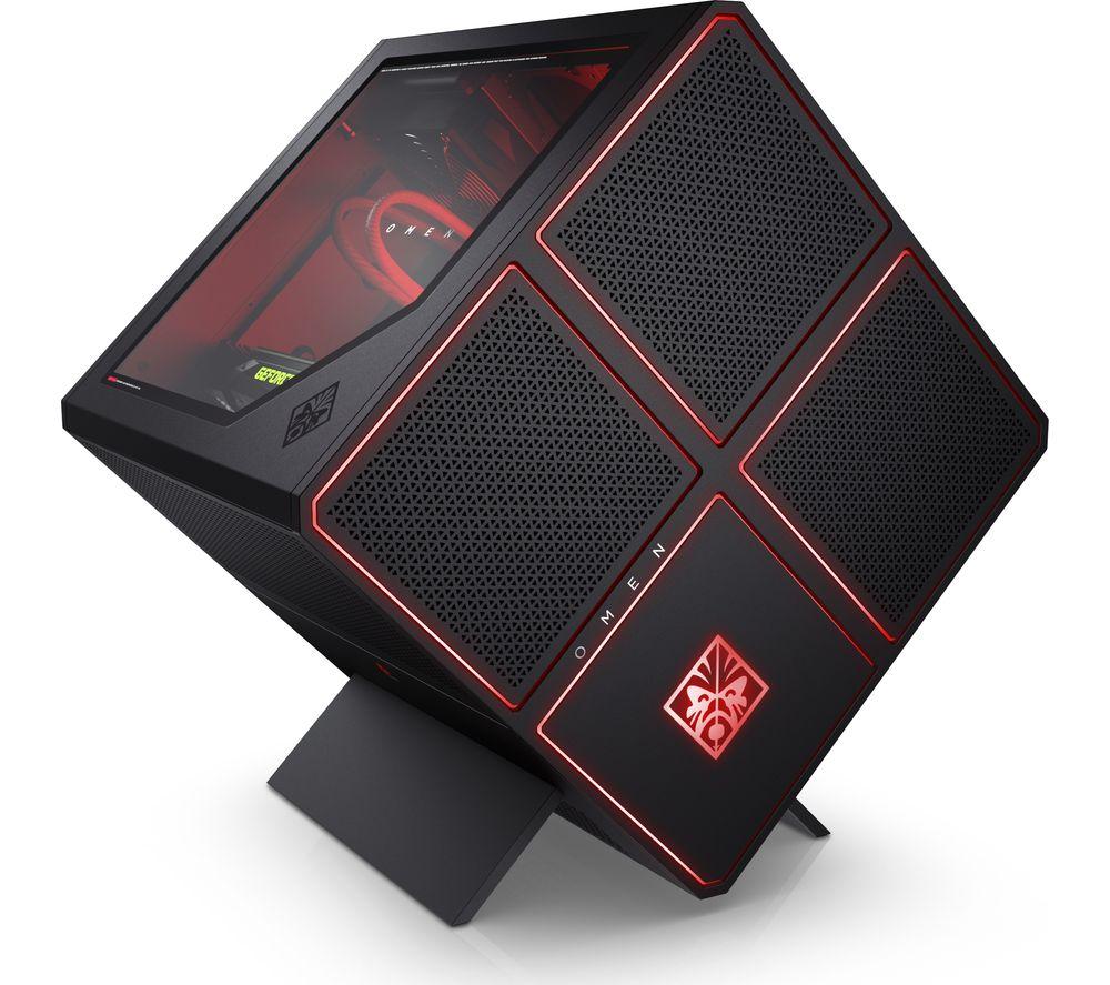 hp omen x 900 290 gaming desktop computer