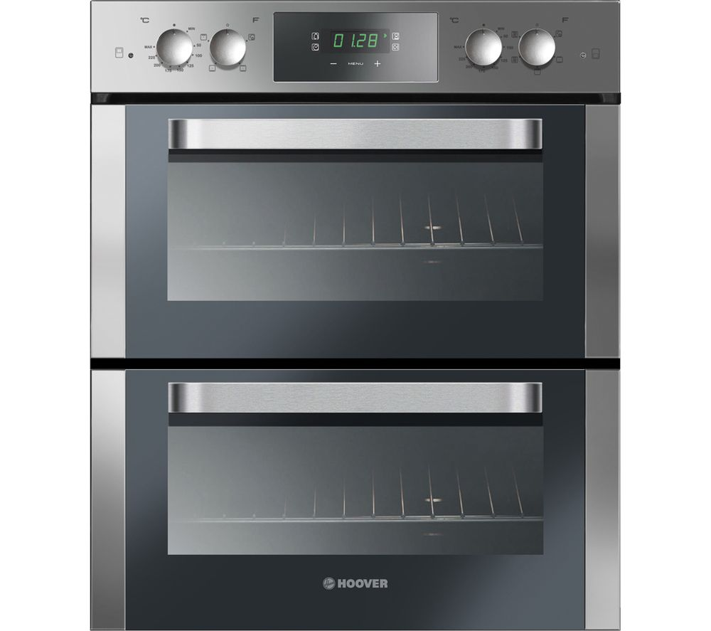 Electric Ovens For Sale Hoover Ho7d3120in Electric Built Under Double Oven Stainless Steel