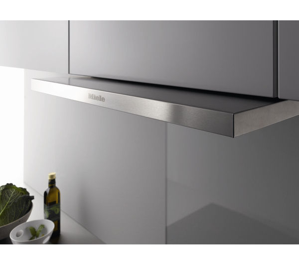 Dunstabzugshaube Ohne Abluft Test Buy Miele Da3366 Canopy Cooker Hood - Stainless Steel