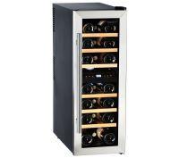 HUSKY HUS-CN215 Drinks & Wine Cooler - Black & Silver Fast ...