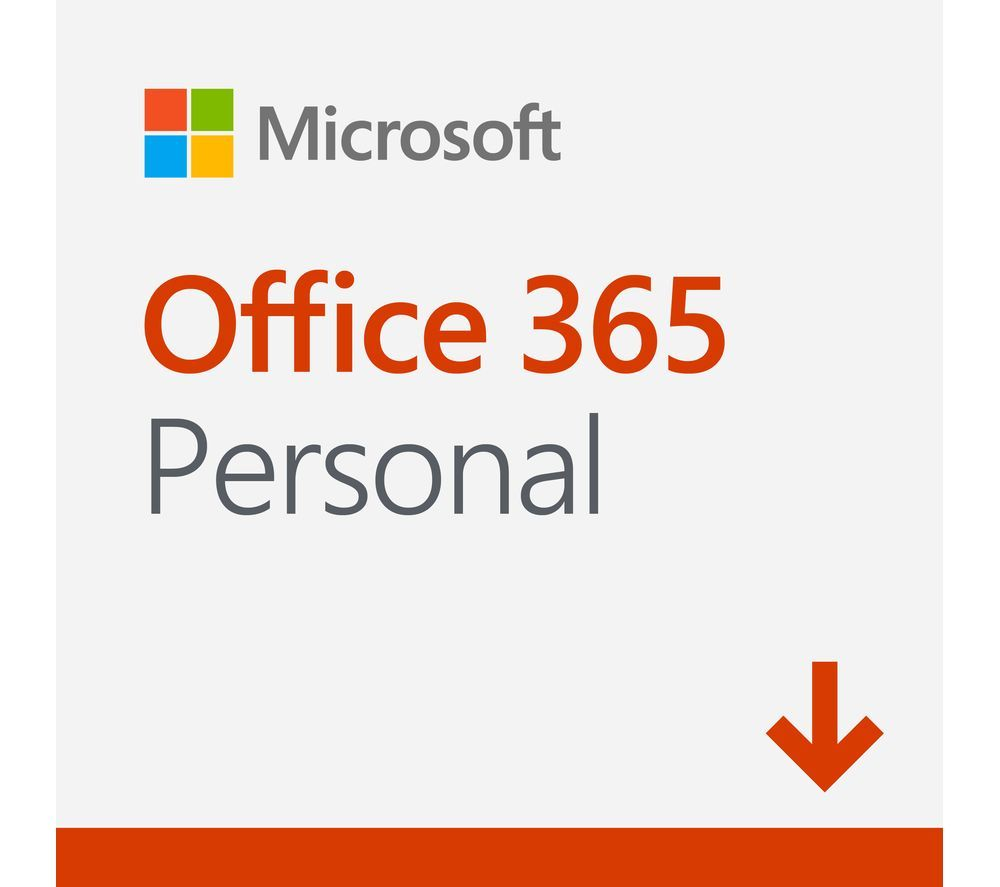 Buy Office Microsoft Office 365 Personal 1 Year For 1 User Download