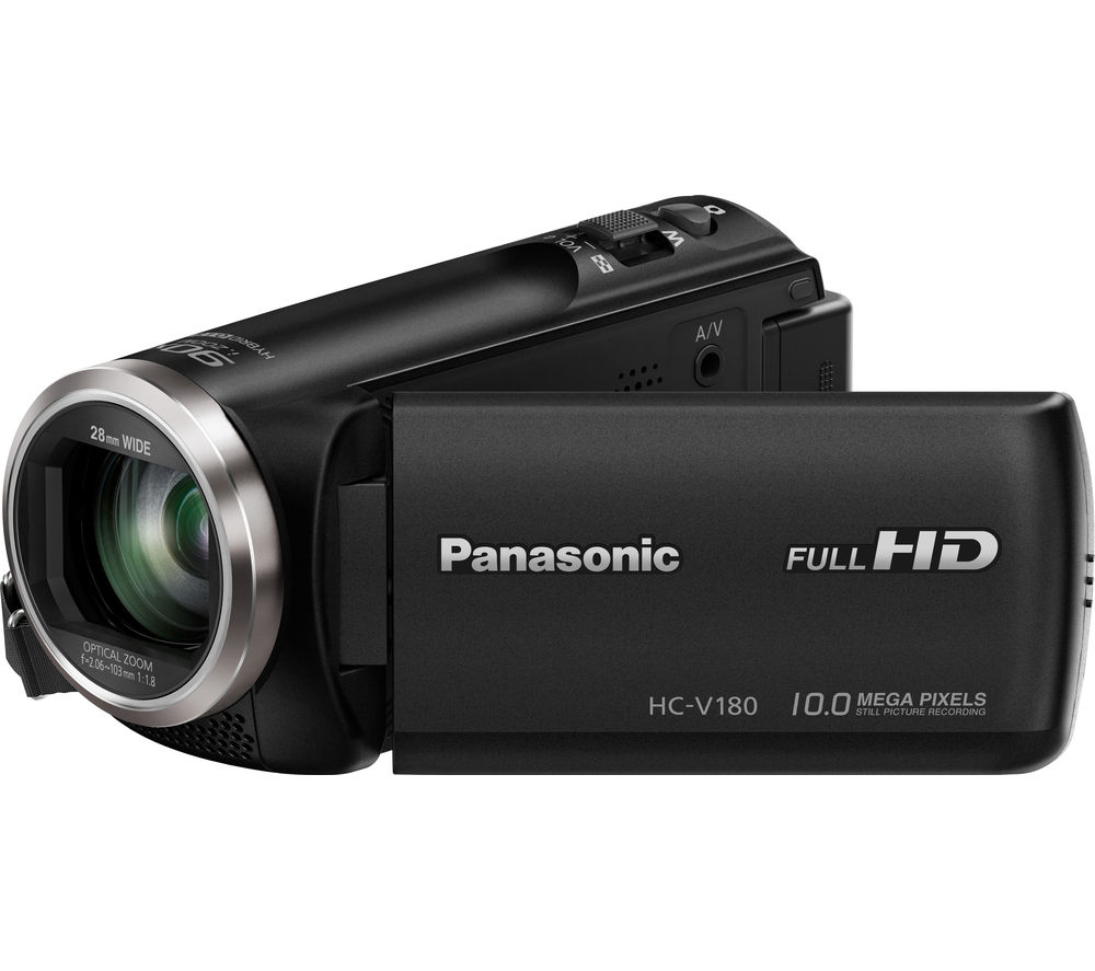 Cheerful Panasonic Camcorder Black Buy Panasonic Camcorder Black Free Delivery Currys Panasonic Video Camera Troubleshooting Panasonic Video Camera Models List dpreview Panasonic Video Camera