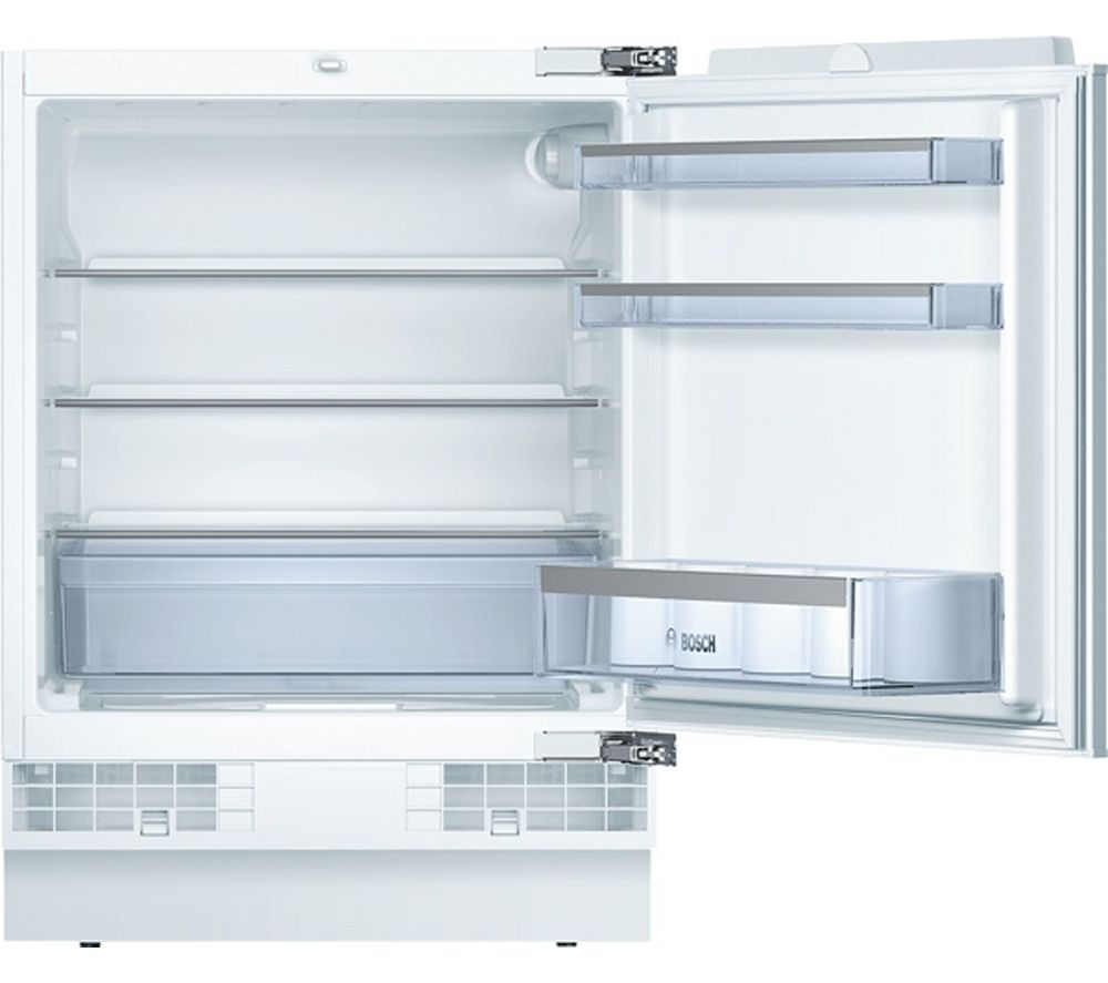 Mini Einbaukühlschrank Buy Bosch Kur15a50gb Integrated Undercounter Fridge | Free