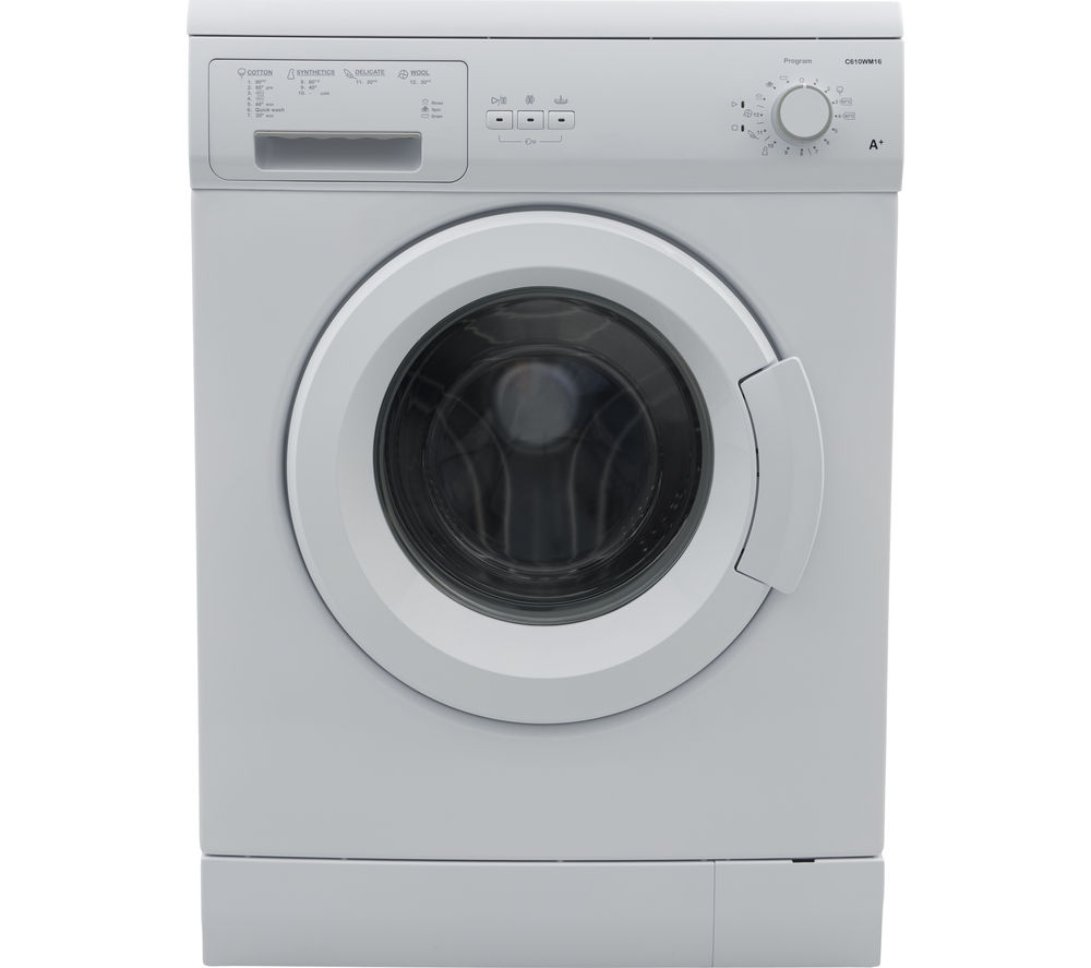 Indesit Waschmaschine Buy Essentials C610wm16 Washing Machine - White | Free