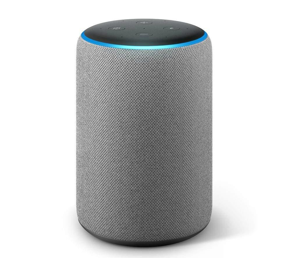 Amazon Sofa Removal Buy Amazon Echo Plus 2018 Grey Free Delivery Currys