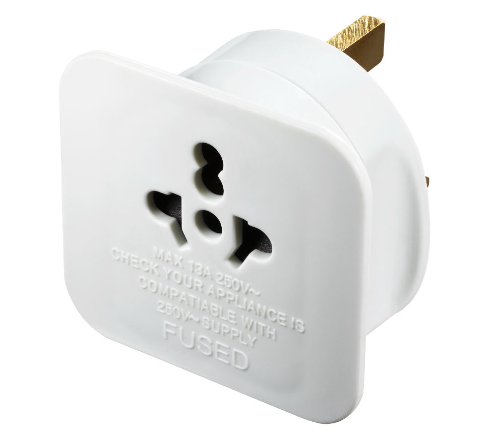 Travel Adapter Eu To Uk Masterplug Tavuk Mp Universal To Uk Plug Adapter