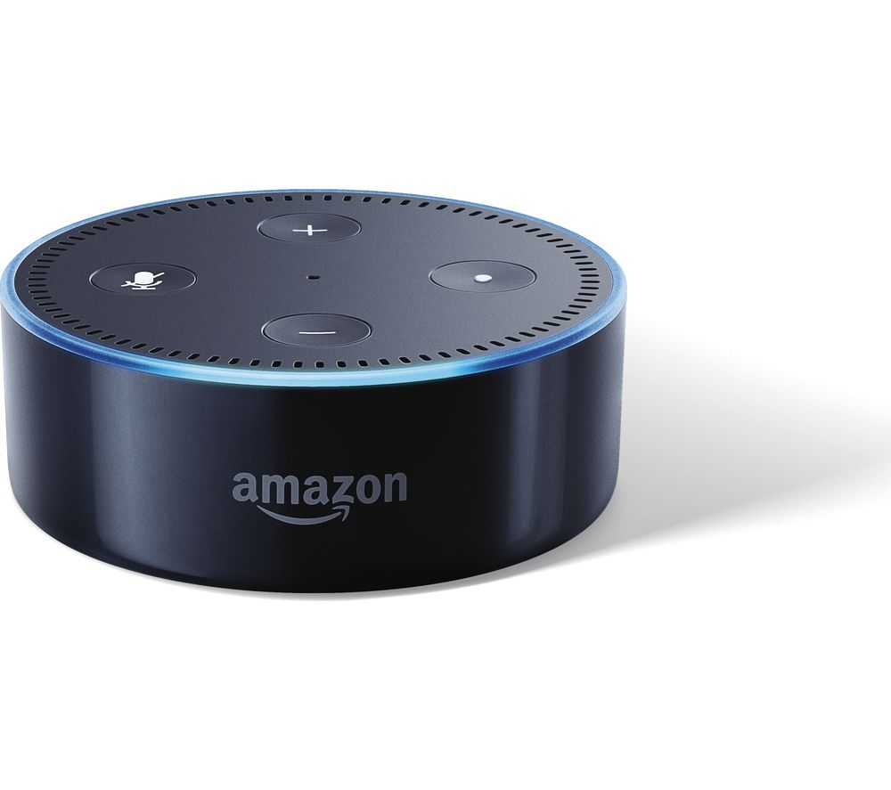 ???echo Amazon Echo Dot Black