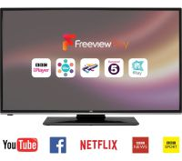 "Buy JVC LT-49C760 Smart 49"" LED TV 